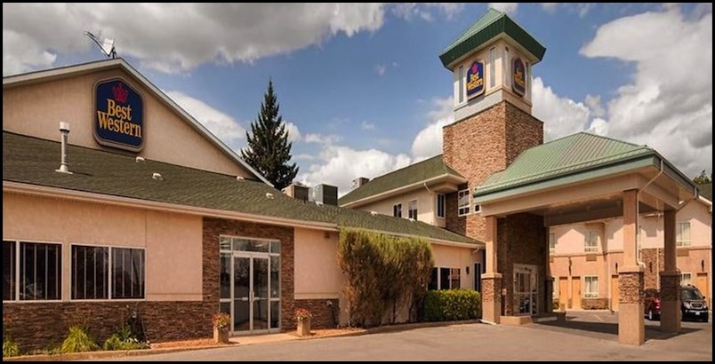 book at Best Western for the Eliminators Rod Run in Swift Current